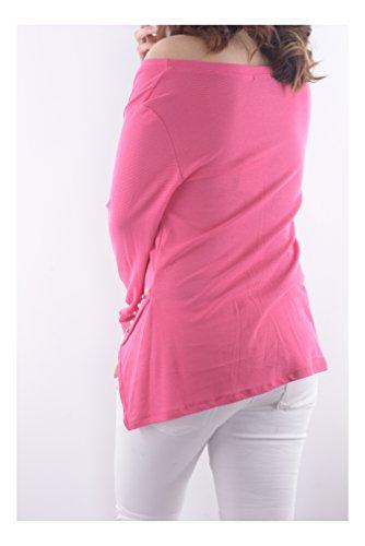 Varios Transici Moderno en Ig006 Camisas colores Hecho Tops mujer Abbino de Italia 8OwA4q