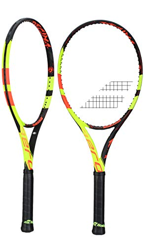 Decima French Open Tennis Racquet - Unstrung (4 1/2) ()
