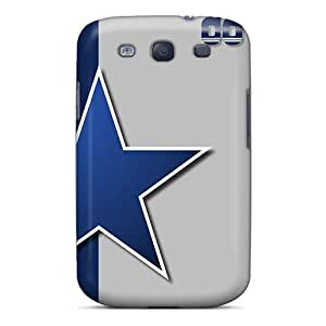 New Ksander Super Strong Dallas Cowboys Tpu Case Cover For Galaxy S3