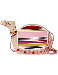 New York Camel Spice Things Up Crossbody Multi Handbag