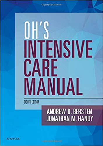 Oh's Intensive Care Manual E-Book, 8th Edition - Original PDF