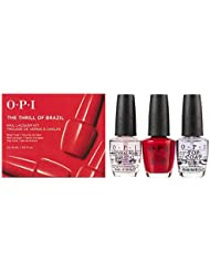 OPI Nail Lacquer Trio Pack, The Thrill of Brazil