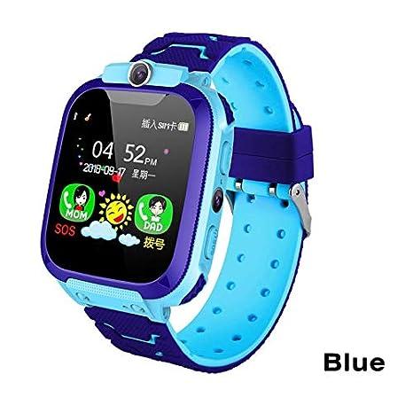 WDXDP Pulsera Inteligente Smart Kid Watch Sos Safe Posicionamiento ...