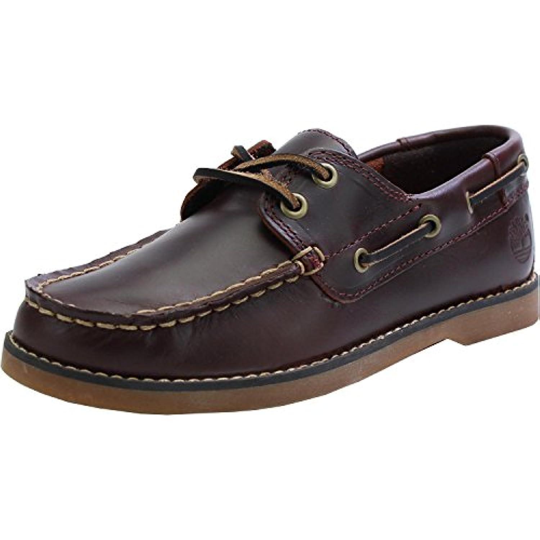 Timberland Seabury Classic Youth Dark Brown Leather 4 UK