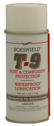 Boeshield T-9 Waterproof Lubrication 4 oz aerosol, Model: 122184, Spoorting Goods Shop by Sports World Shop
