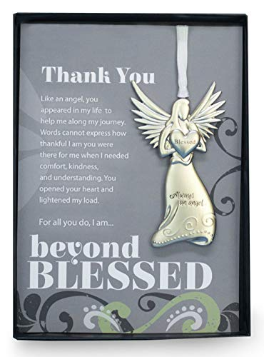 Beyond Blessed Angels with Sentiment - Thank You Gift/Appreciation Gift
