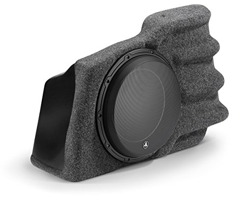 JL Audio SB-GM-CAM/12W6v3 Stealthbox for Chevrolet Camaro '10-Up (SKU #94472)