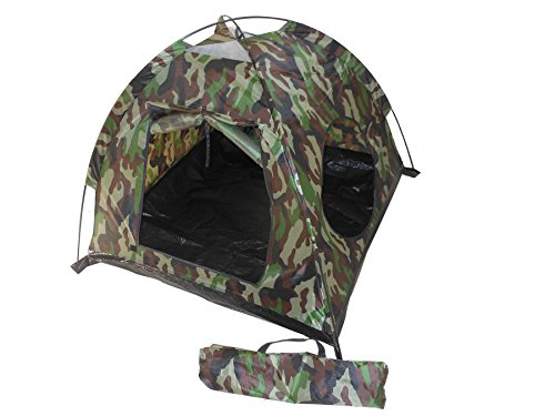 Play Kid Adventure Tent (Play tent Camo Dome Shape Outdoor Playtent by Kids Adventure)