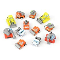 Construction Truck Toy Vehicles