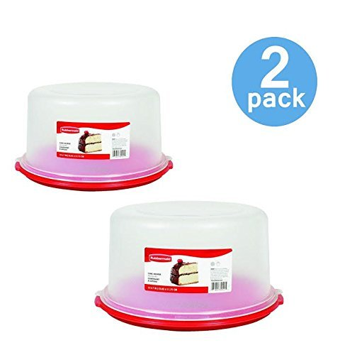 Servin Saver - Rubbermaid Servin Saver Cake Keeper (Set of 2)