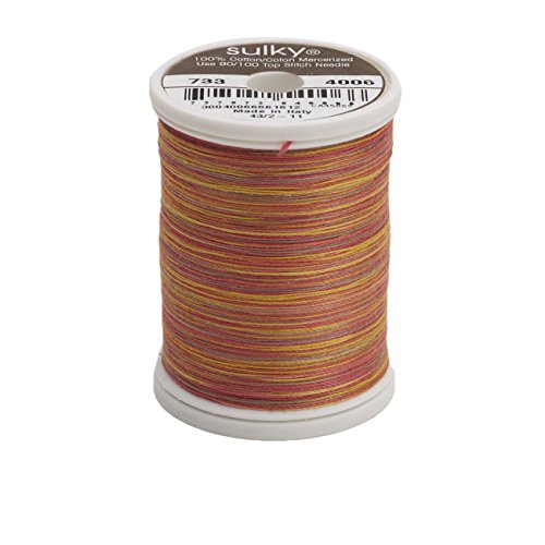 Sulky Blendables Thread for Sewing, 500-Yard, Autumn