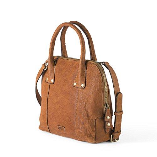 Ellington Handbags Emma Satchel Whiskey