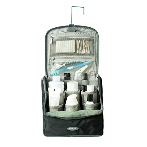 Hanging Toiletry Bag Travel Toiletry Kit Cosmetic Makeup Organizer for Men Women