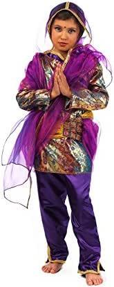 Limit Sport - Disfraz de hindú Ria para niña, talla 6 (MI777 ...