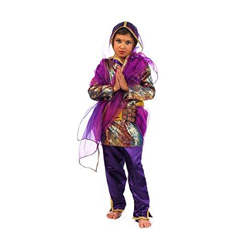 Limit Sport - Disfraz de hindú Ria para niña, talla 2 (MI777 ...