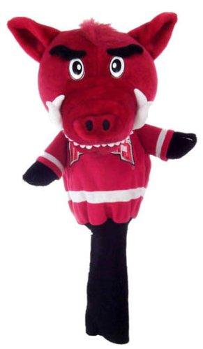 Arkansas Mascot Headcover - 1