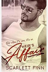 Heir's Affair Paperback