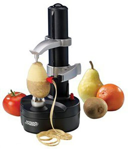 Electric Potato Slicer ~ Starfrit rotato express electric peeler fruit vegetable