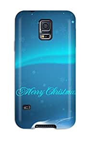 Galaxy Cover Case - Christmas Iphone Protective Case Compatibel With Galaxy S5