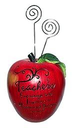 Teacher\'s Apple 8 inch Memo Holder