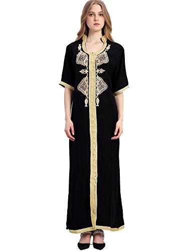 Muslim Abaya Dubai kleider für Frauen islamischen Kleid Islamische ...