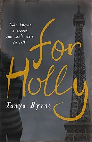 book cover of For Holly