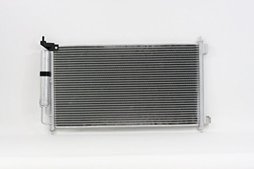 A/C Condenser - Cooling Direct For/Fit 3594 07-11 Nissan Versa Sedan 07-12 Versa Hatchback 09-14 Cube
