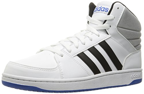 Scarpe Da Uomo Adidas Performance Vs Mid Basketball Bianco / Nero / Satellite