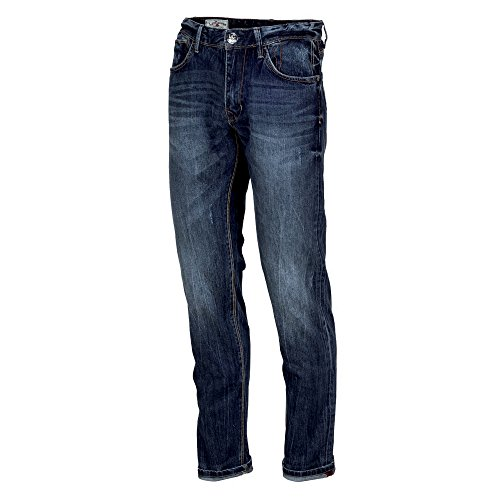 01117 Jeans Cooper Lee Willy Blu Slim Uomo indaco vFxw0Hq