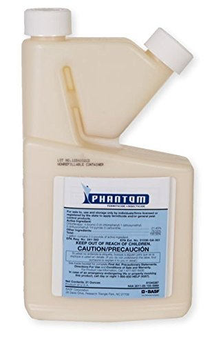 Phantom Termiticide Insecticide 21 oz. (2 Bottles)