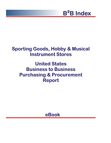 Sporting Goods, Hobby & Musical Instrument Stores B2B United States: B2B Purchasing + Procurement Values in the United States