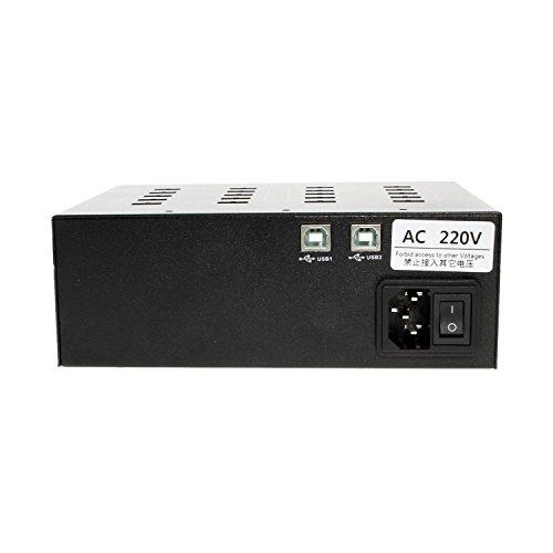 USBGear 20-Port USB 2.0 Hub - Box Style with Internal Power Supply by USBGear (Image #1)