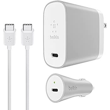 Amazon.com: Belkin cargador de pared para USB-C dispositivos ...
