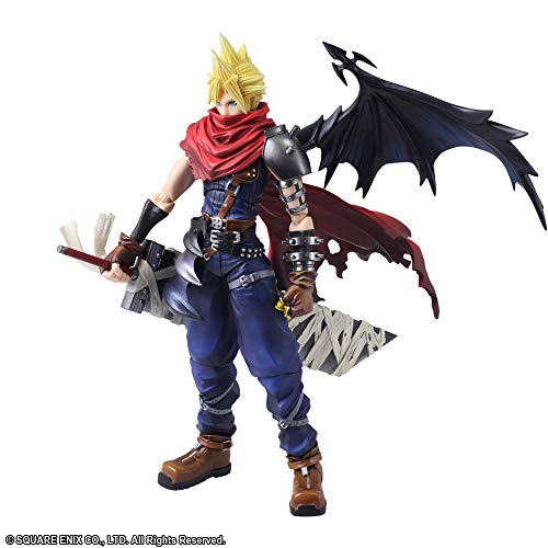 Square Enix Final Fantasy Bring Arts Cloud Strife (Another Form Variation) Action Figure