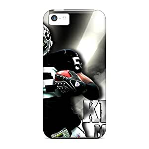 Special Hladdy Skin Case Cover For Iphone 5c, Popular Oakland Raiders Phone Case