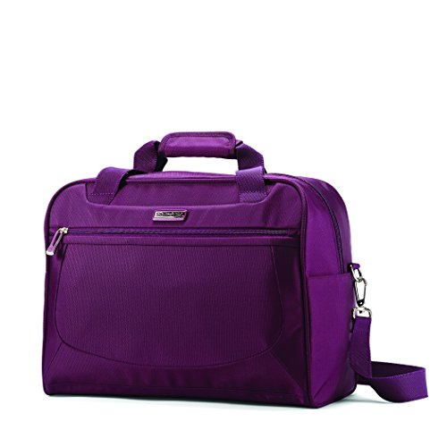 Samsonite Mightlight 2 Softside Boarding Bag, Grape Wine