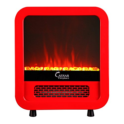 Caesar Hardware Electric Fireplace Freestanding product image