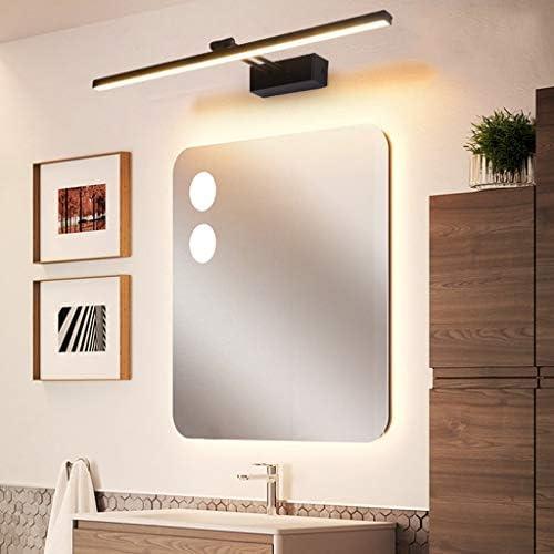 -badezimmerlampe Einfache kreative Badezimmer LED-Spiegel-Frontleuchte Startseite Wohnzimmer Schlafzimmer Mural Kleiderschrank Nachtanzeige Wandleuchte Badleuchte (Color : Warm light)