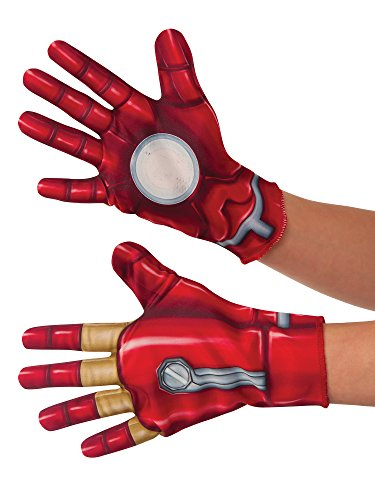 Rubie's Costume Captain America: Civil War Kid's Iron Man Gloves ()