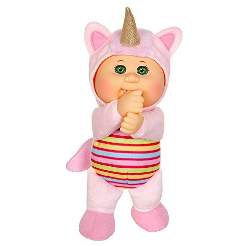 Cabbage Patch Cuties Opal Unicorn 9 Inch Soft Body Baby Doll - Fantasy Friends Collection ()