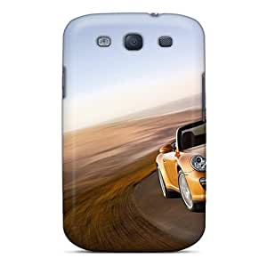 New Snap-on Luoxunmobile333 Skin Cases Covers Compatible With Galaxy S3- 2008 Porsche 911 Carrera 4 Cabriolet