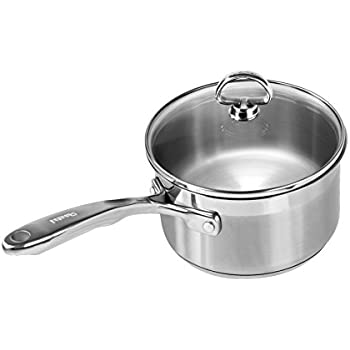 Amazon.com: Chantal SLIN32-160 Induction 21 Steel Soup Pot with ...