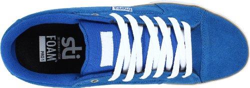 Emerica HSU 2 LOW 6102000070 - Zapatillas de skate de ante para hombre Azul