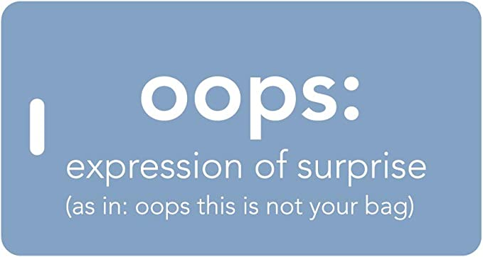 Image result for oops. surpise.