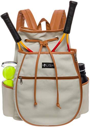 תיק טניס מכותנה המבטיח שכל הציוד שלך יישאר מאורגן גם תוך כדי תנועה !
