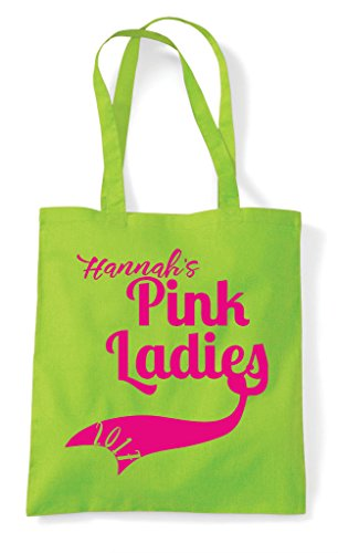 Hen Bag Customised Party Ladies Pink Light Do Personalised Shopper Parody Tote 171wHrq