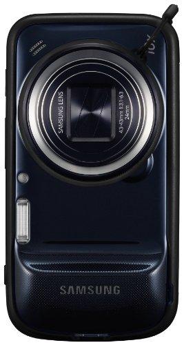 Samsung EF-GGS10FBEGW - Funda para Samsung Galaxy S4 Zoom, negro: Amazon.es: Electrónica