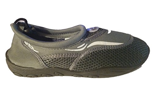 Chaussures À Eau Vague Usa Mens Facile - Gris (10)