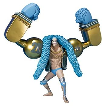 Figuarts ZERO One Piece Iron Man Franky BANDAI SPIRITS Japan NEW***