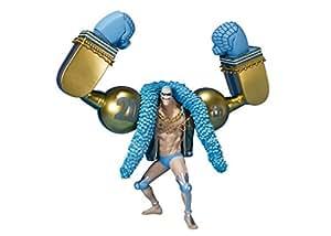 Bandai Franky 20Th Aniversary Ver Replica 26,5 Cm One Piece Figuarts Zero, (BDIOP177494)